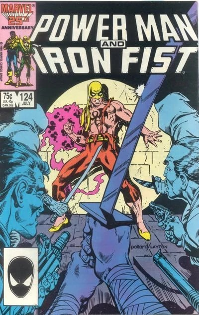 Power Man and Iron Fist Vol 1 124 Marvel Database