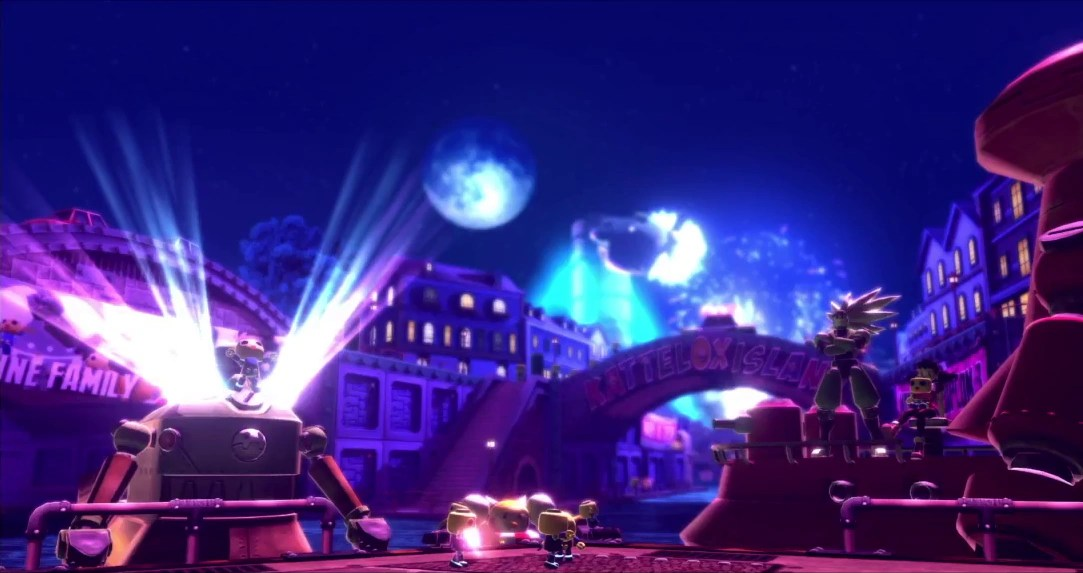 Capcom Stage Vs Background Marvel