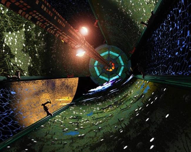 Island Three The ONeill cylinder  Maveric Universe Wiki