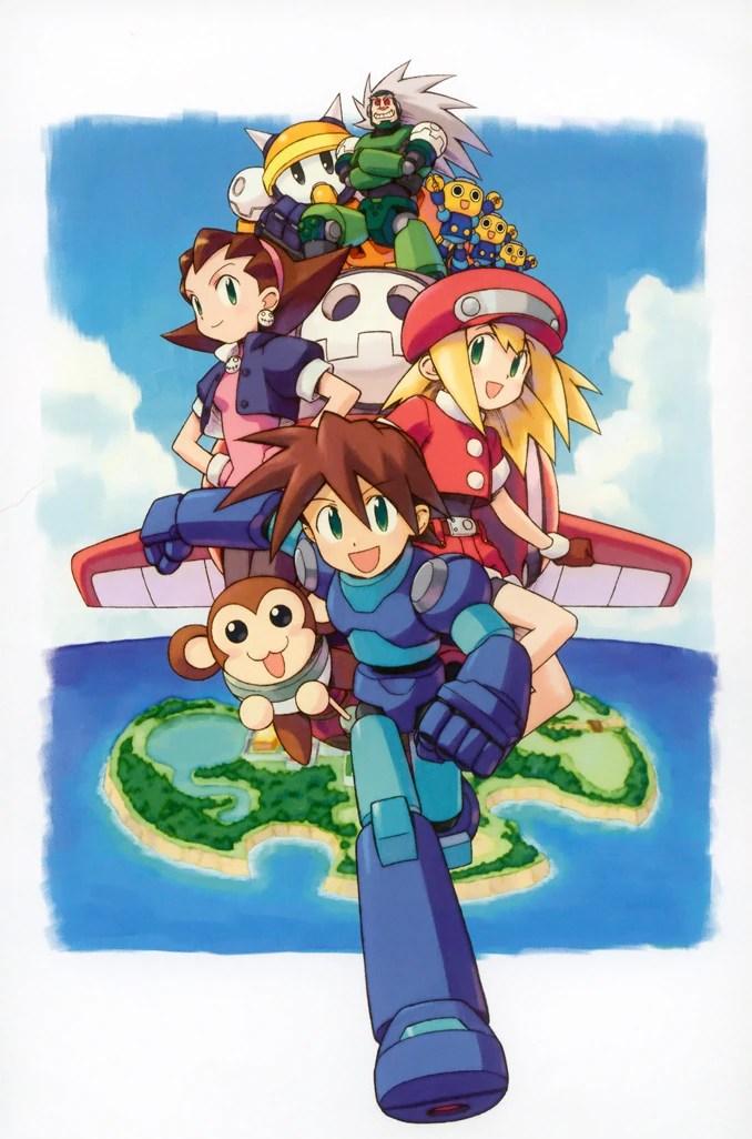 Mega Man Iphone Wallpaper List Of Legends Series Characters Mmkb Fandom Powered