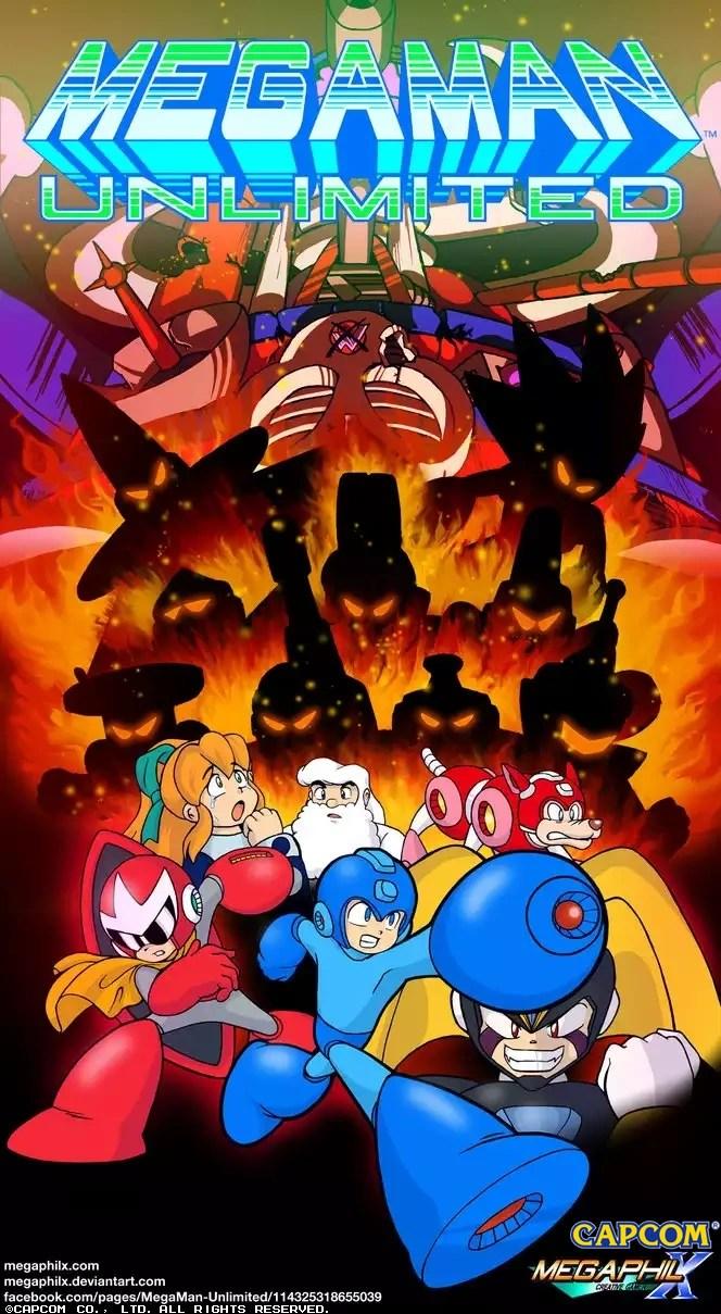 Mega Man Unlimited  Mega Man Fanon Wiki  FANDOM powered by Wikia