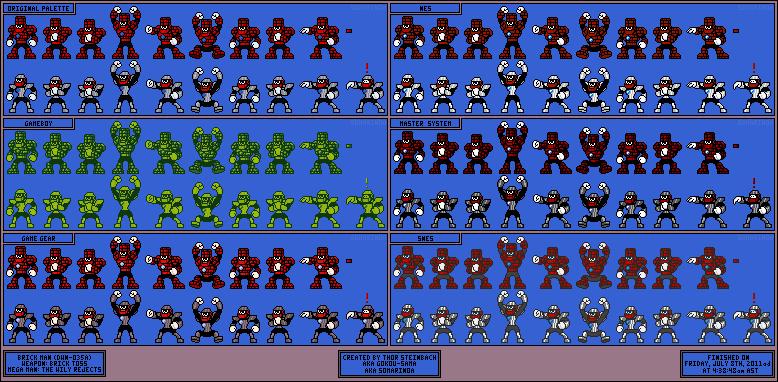 Brick Man  Mega Man Fanon Wiki  FANDOM powered by Wikia