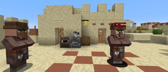 minecraft village wiki fandom