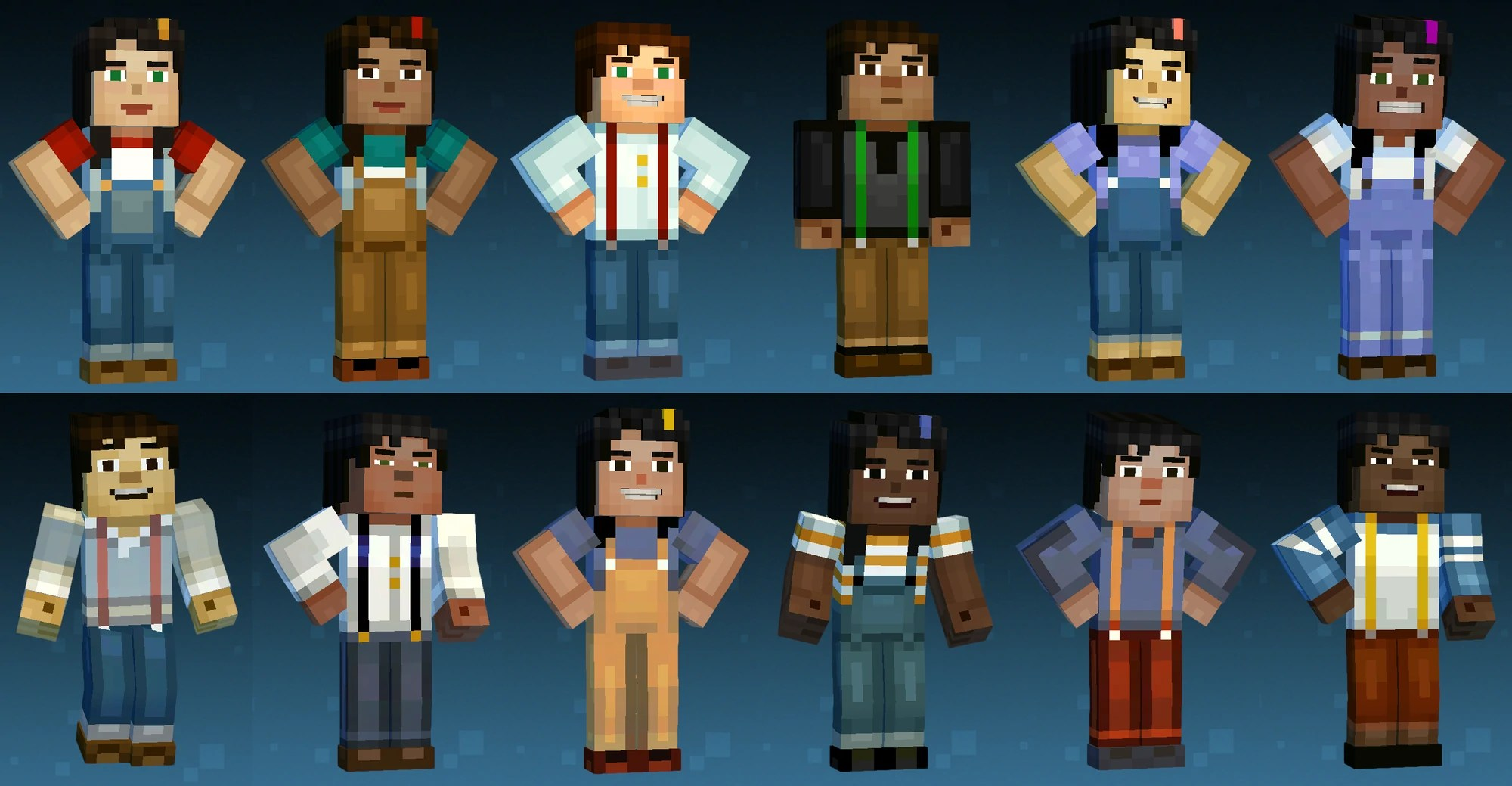 Jesse Minecraft Story Mode Wiki FANDOM Powered By Wikia