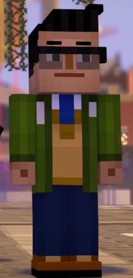 Ivor Minecraft Story Mode Season 2