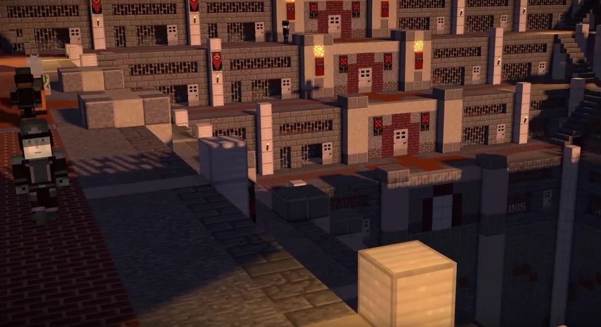 Sunshine Institute Minecraft Story Mode Wiki FANDOM Powered By Wikia