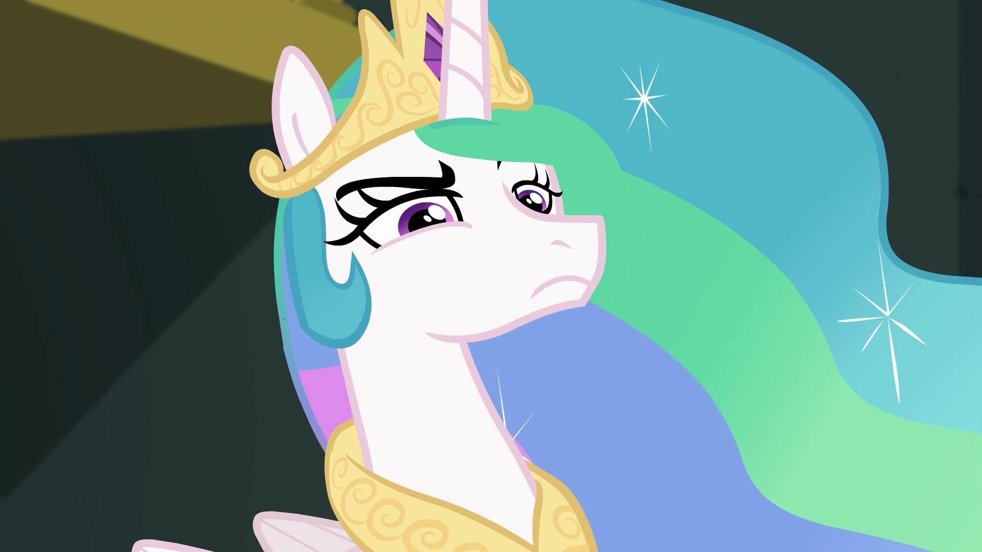 Keep Princess Calm Celestia