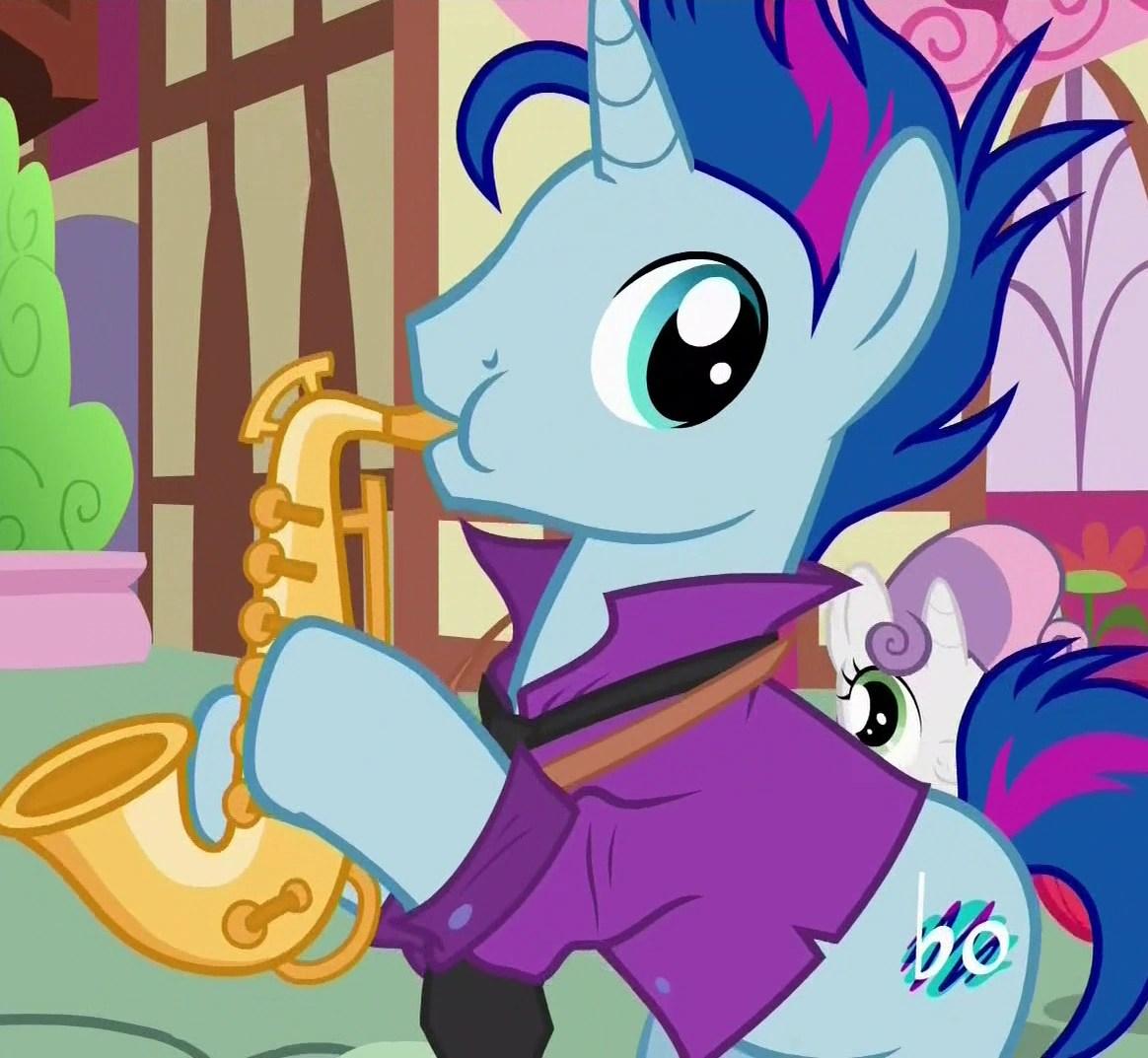 list of ponies unicorn