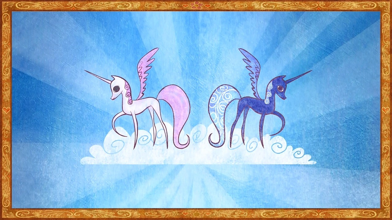Alicorns My Little Pony Friendship Is Magic Wiki