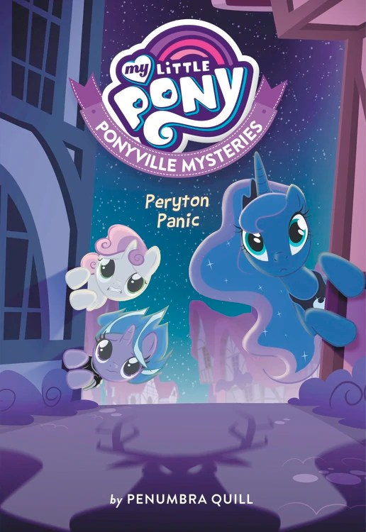 Ponyville Mysteries Peryton Panic  My Little Pony