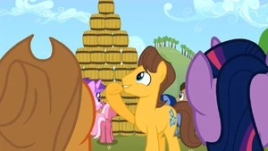 caramel my little pony