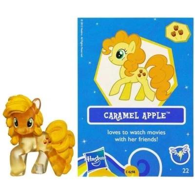 caramel apple my little