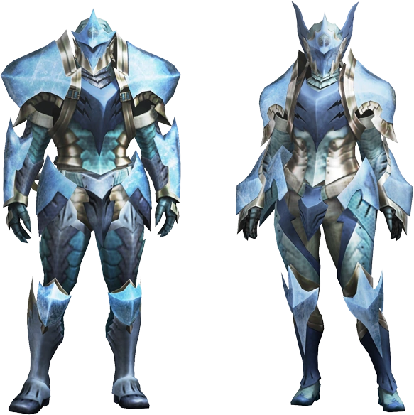 Zamtrios Armor Blademaster MHGen Monster Hunter Wiki