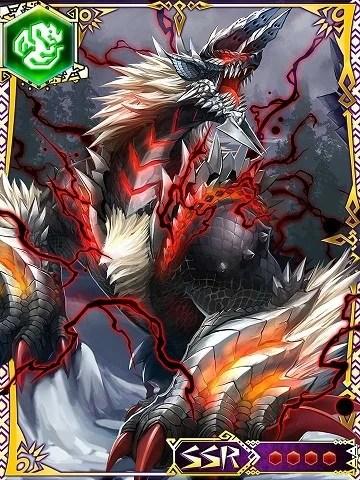 Black Prince And Wolf Girl Wallpaper Stygian Zinogre Monster Hunter Wiki Fandom Powered By