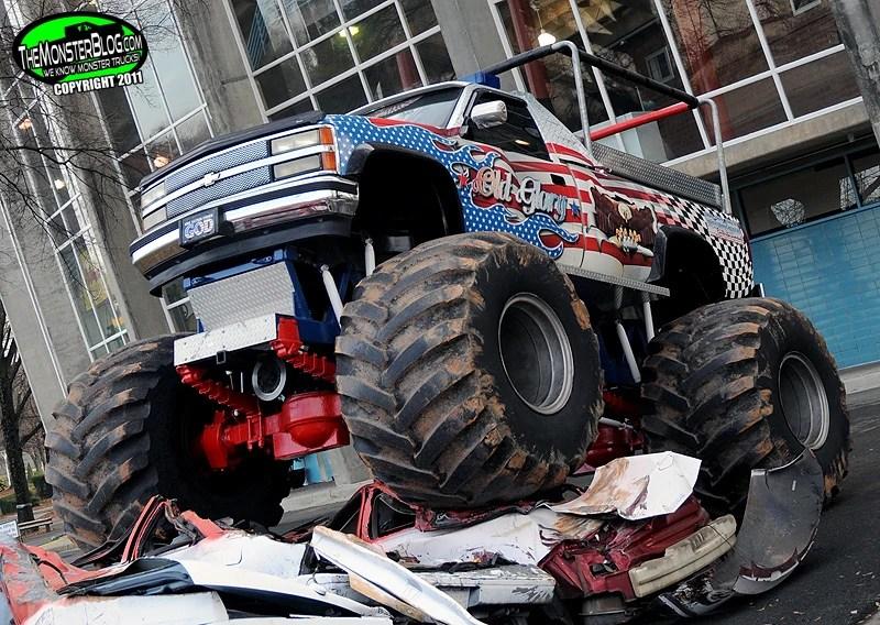 Old Glory | Monster Trucks Wiki | FANDOM powered by Wikia