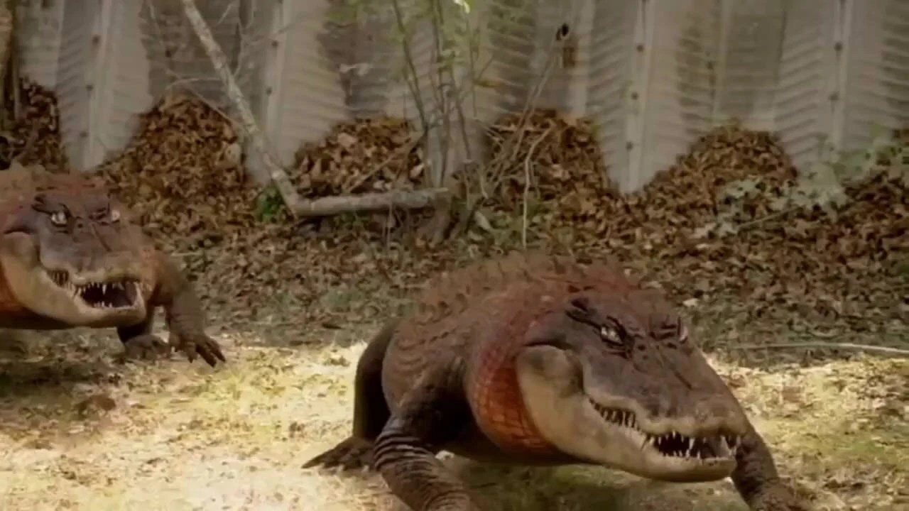 redneck gators movie monster