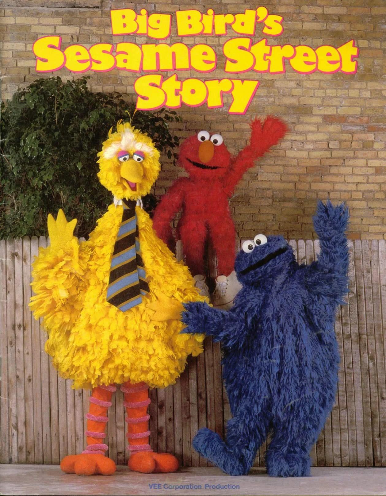 big bird alphabet song