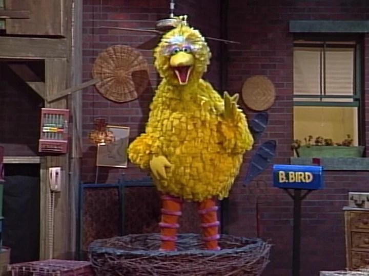 big bird muppet wiki