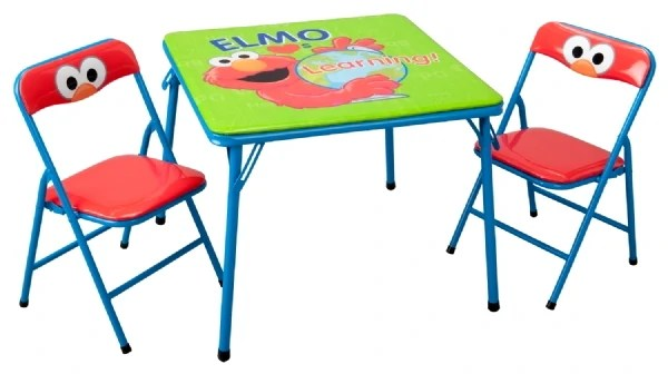 elmo table and chairs desk chair armless sesame street furniture delta children s products muppet wiki fandom powered by wikia