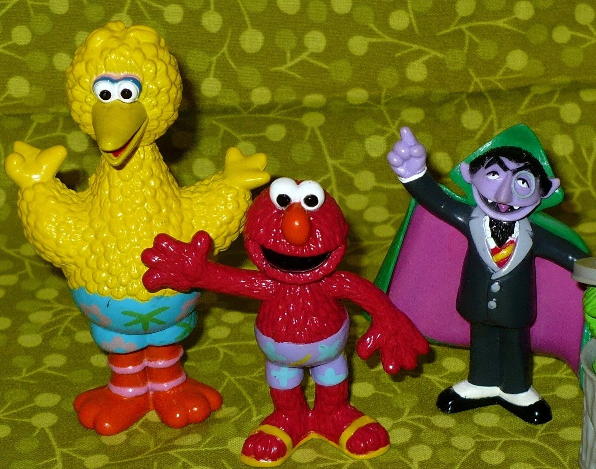 Sesame Street 4074 Muppet Wikia - Year of Clean Water