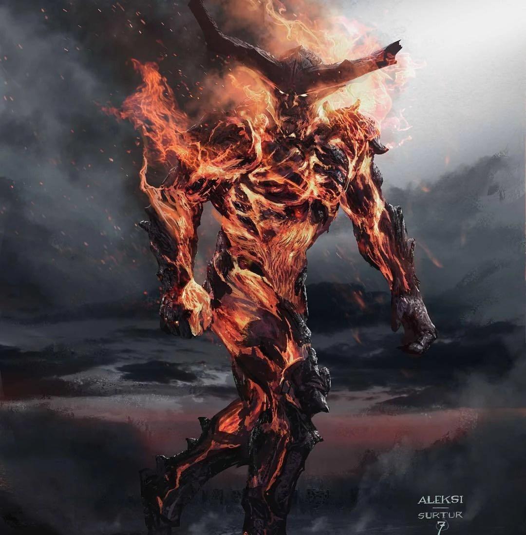 fire demon clan nanatsu