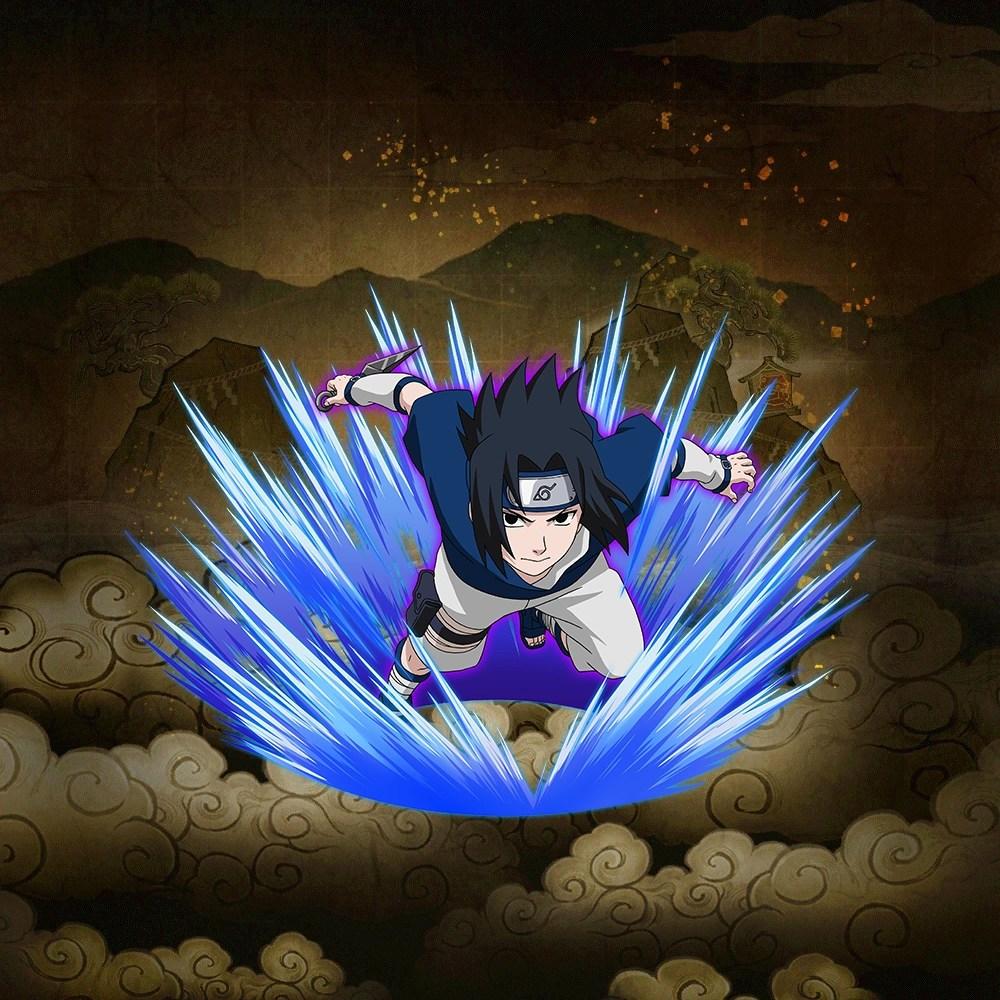sasuke uchiha ready for