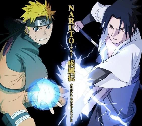 Image  Naruto Shippuden Original Soundtrack 2jpg