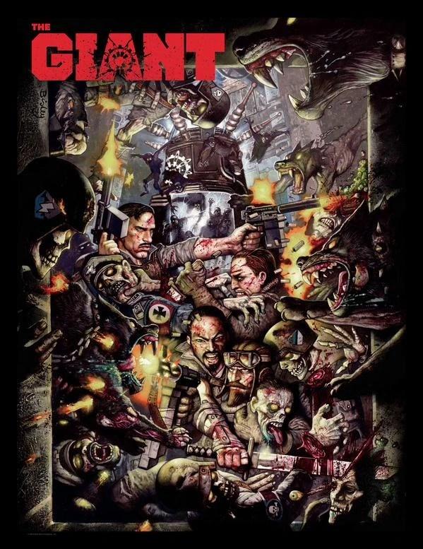 How To Get The Giant Bonus Map : giant, bonus, Black, Zombies, Giant, Catalog, Online