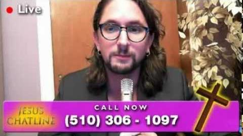 jesus chatline easter special