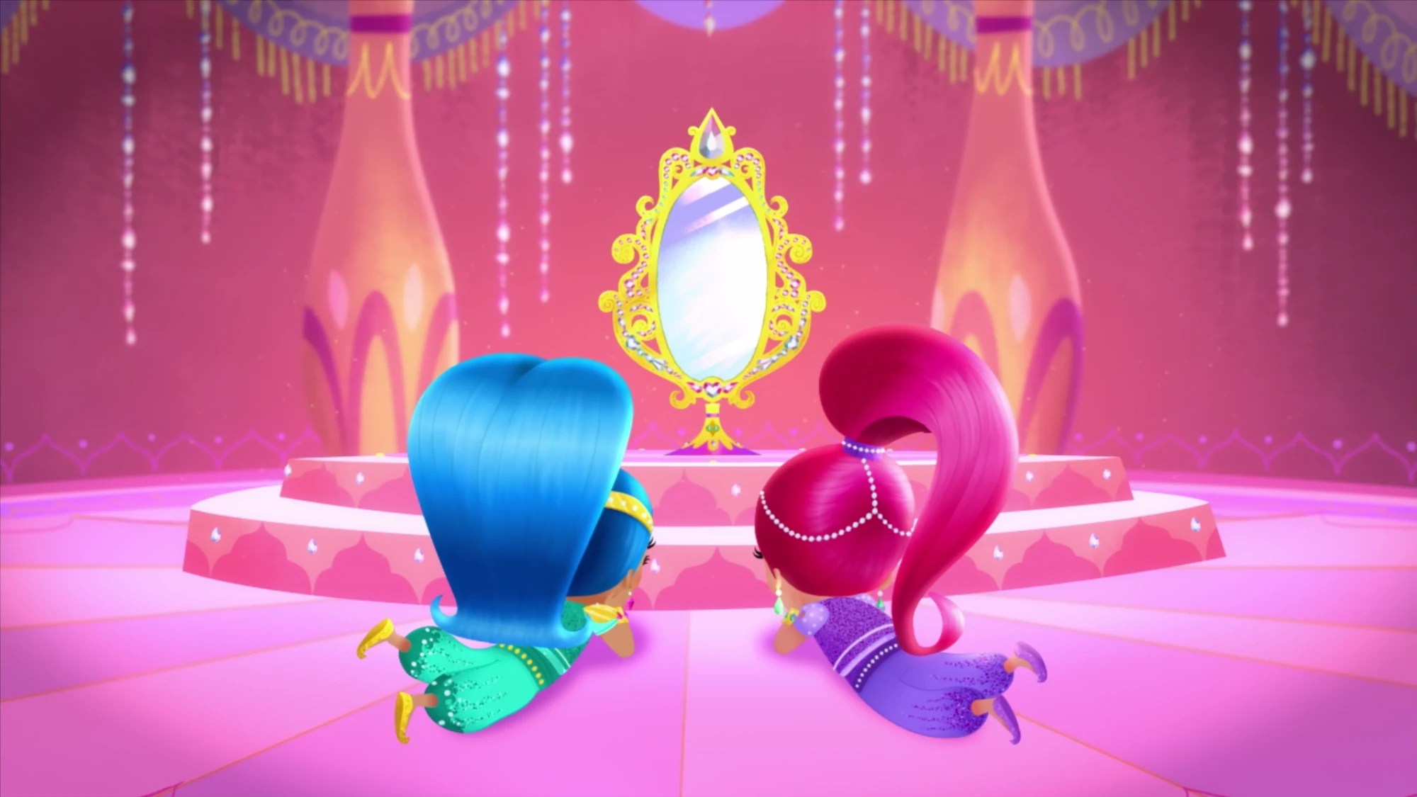 Shimmer And Shine Nick Jr Wiki Fandom - Year of Clean Water