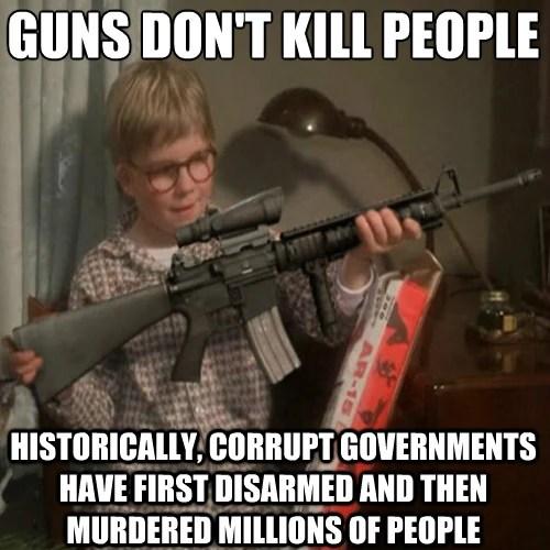 Image Ralphie christmas story gun control meme better