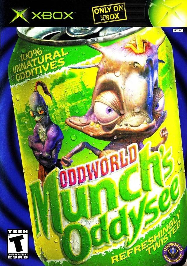 Munchs Oddysee  Oddworld  FANDOM powered by Wikia
