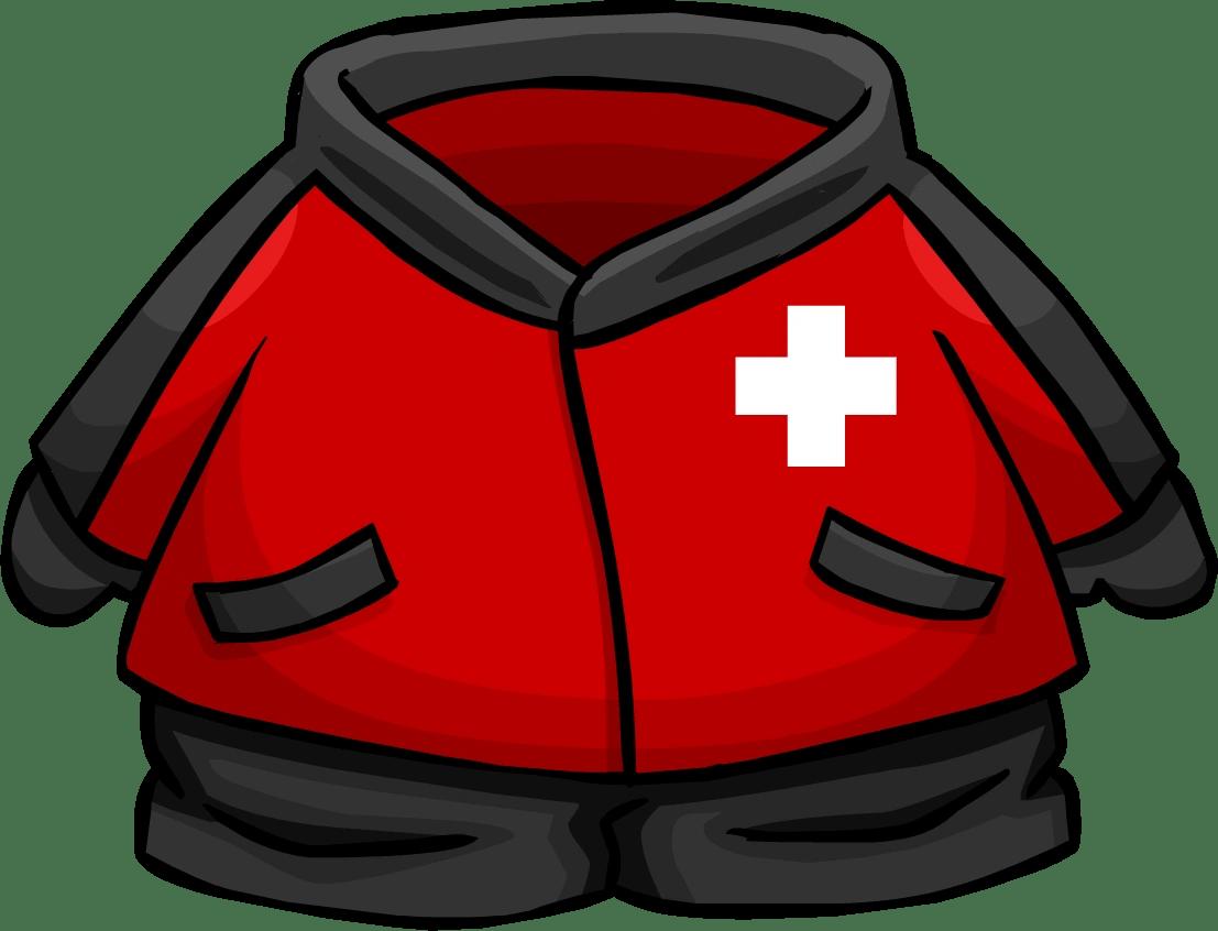 ski patrol jacket club