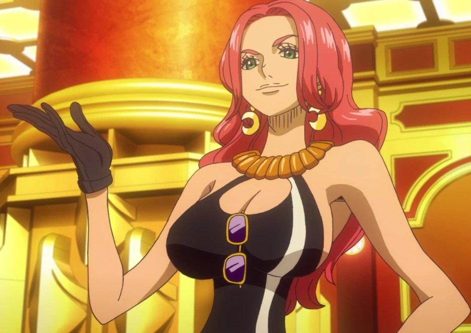 Baccarat  Wikia One Piece  FANDOM powered by Wikia