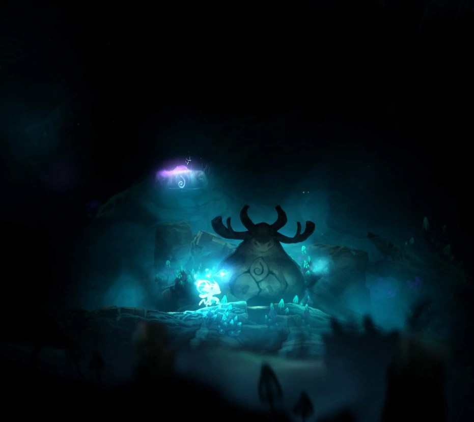 Black Root Burrows  Ori and the Blind Forest Wiki  FANDOM powered by Wikia