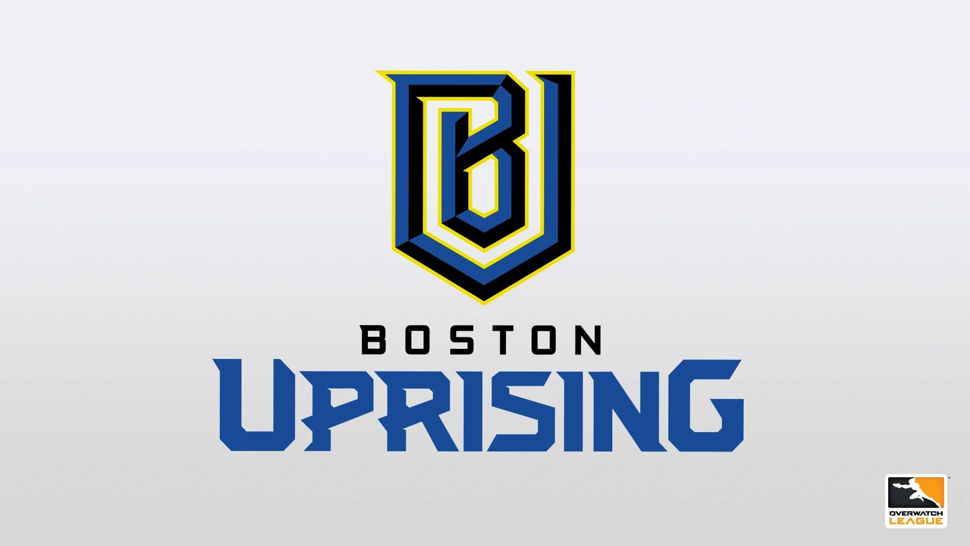 Boston Uprising Overwatch Wiki FANDOM Powered By Wikia