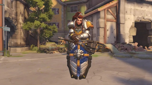 Image Brigitte Relaxedpng Overwatch Wiki FANDOM Powered By Wikia
