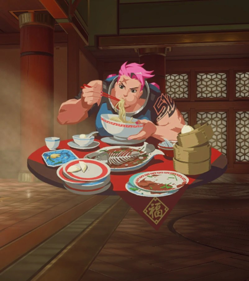 Image Zarya Calories Sprayjpg Overwatch Wiki FANDOM Powered By Wikia