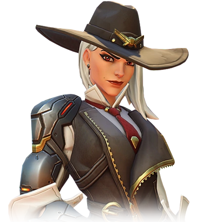 Ashe Overwatch Wiki FANDOM Powered By Wikia