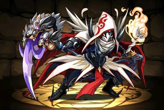 Underlord Arch Hades   Puzzle & Dragons Wiki   FANDOM powered by Wikia