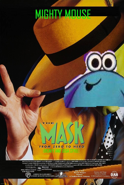 The Mask Disney and Sega Style  The Parody Wiki