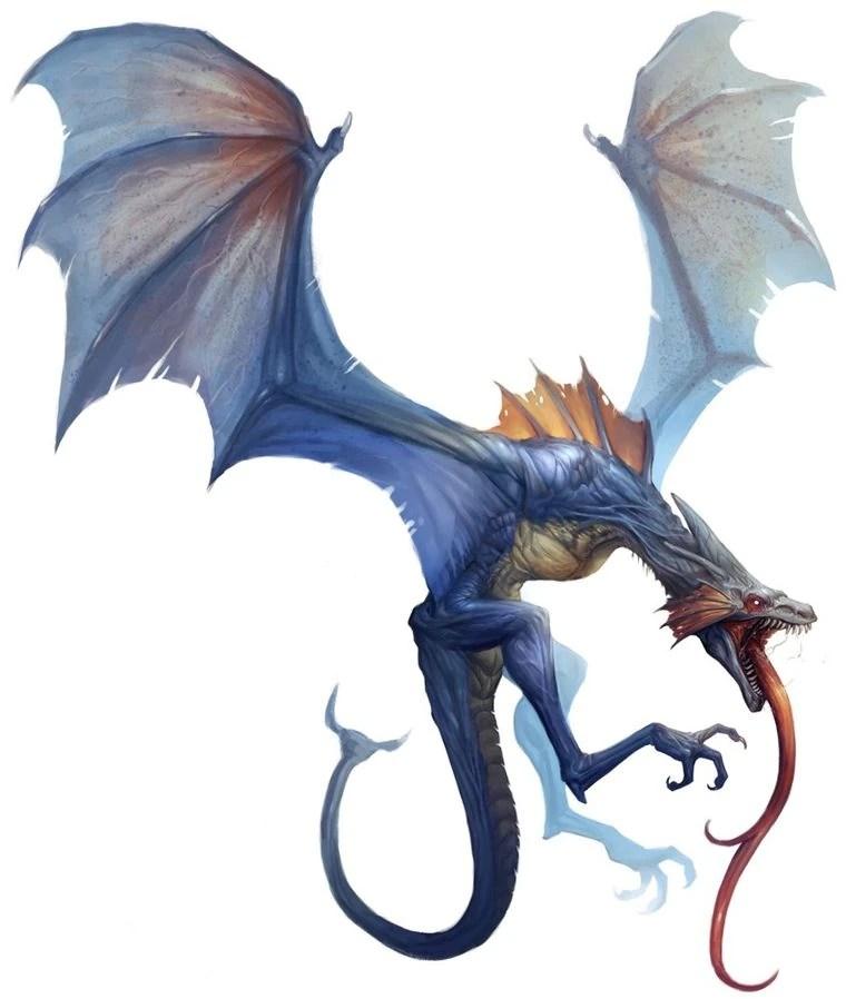 wyvern pathfinder kingmaker wiki