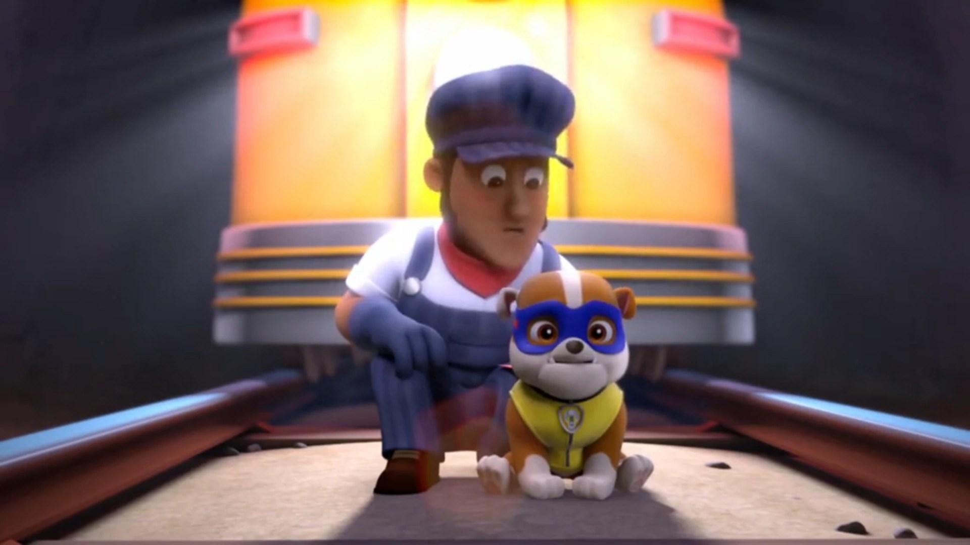 Patrol Corn Paw Pup