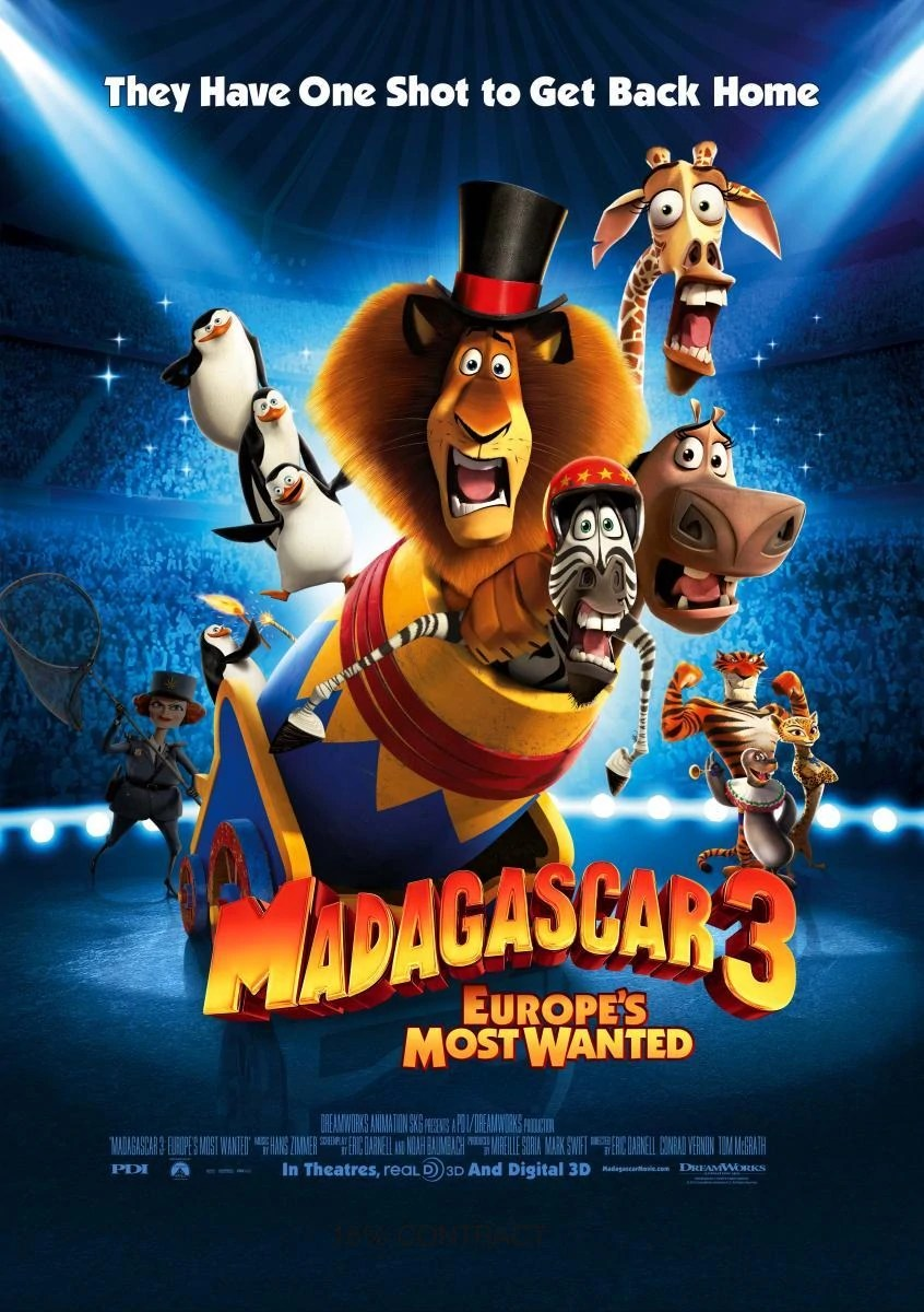 Image of: Wikipedia Madagascar 3 Europes Most Wanted Madagascar Wiki Fandom Madagascar 3 Europes Most Wanted Madagascar Wiki Fandom