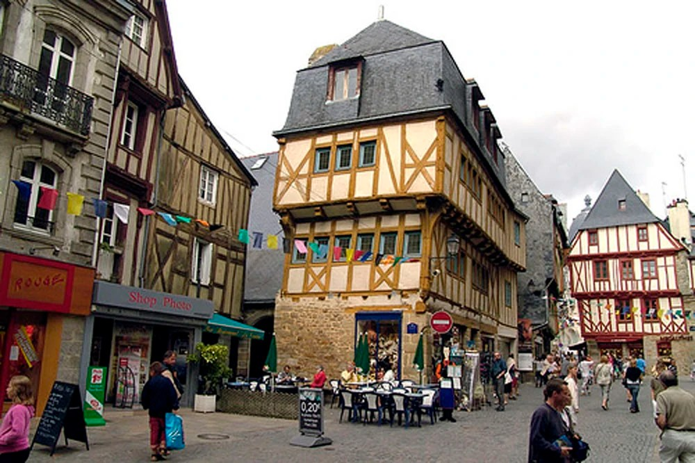 Vannes France People Dont Have To Be Anything Else