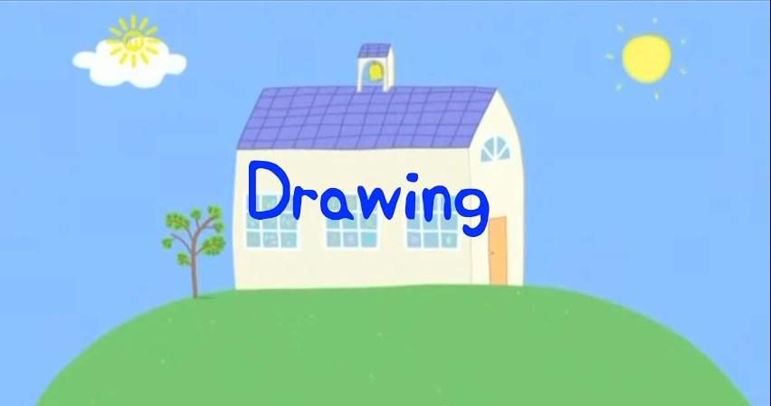 Drawing Peppa Pig Fanon Wiki FANDOM Powered By Wikia