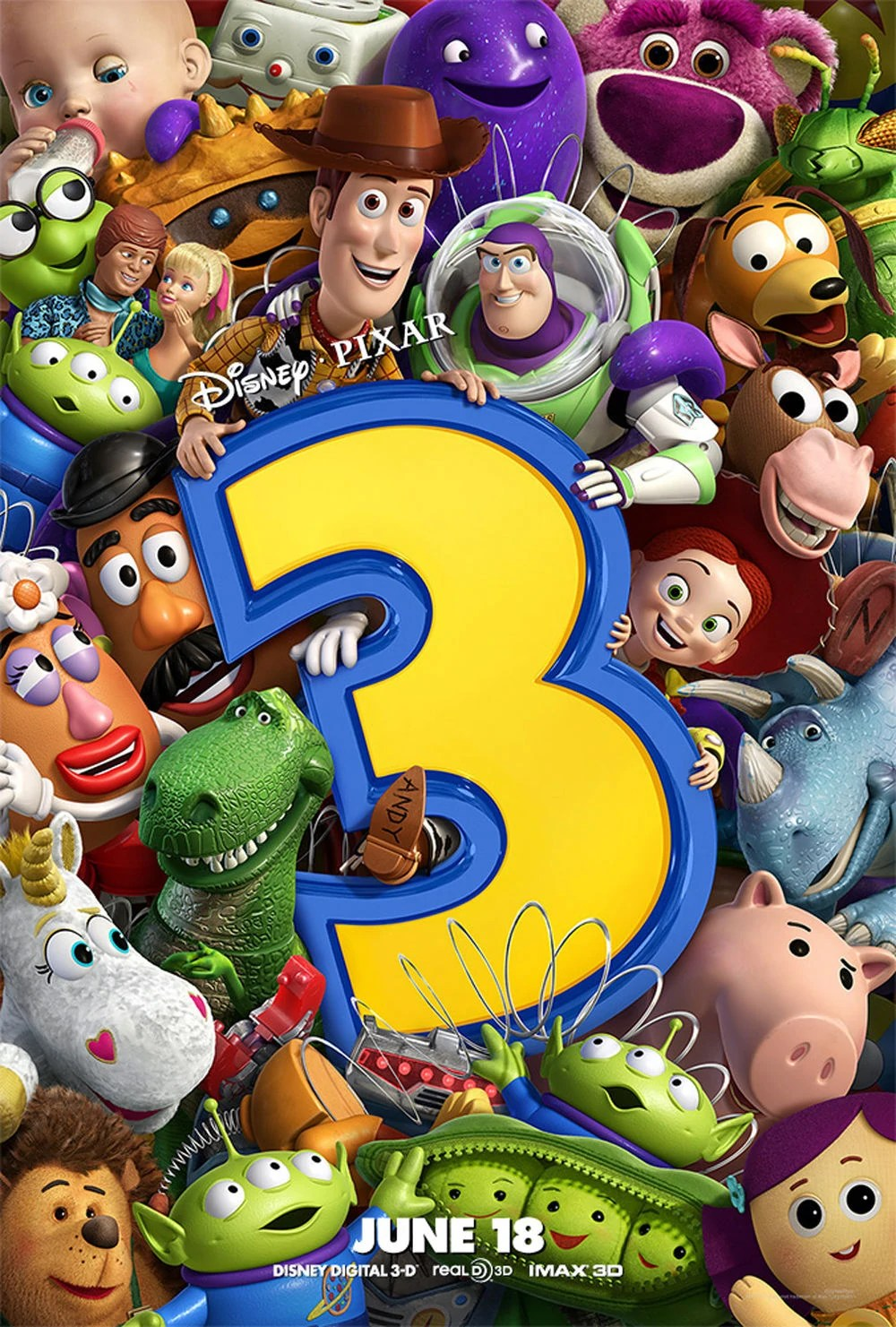 Toy Story 3 Pixar Wiki FANDOM powered by Wikia