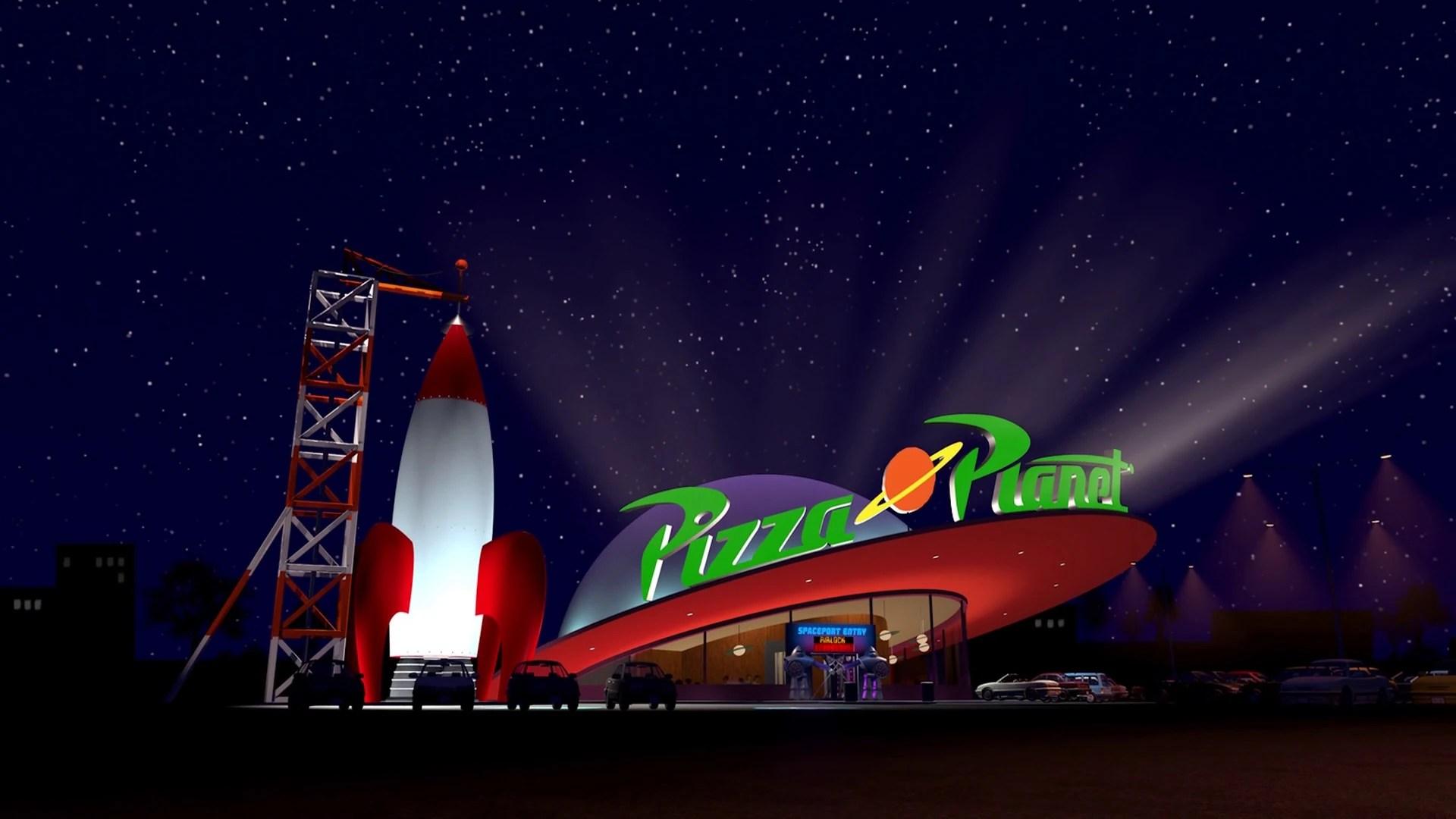 Pizza Planet | Pixar Wiki | FANDOM powered by Wikia