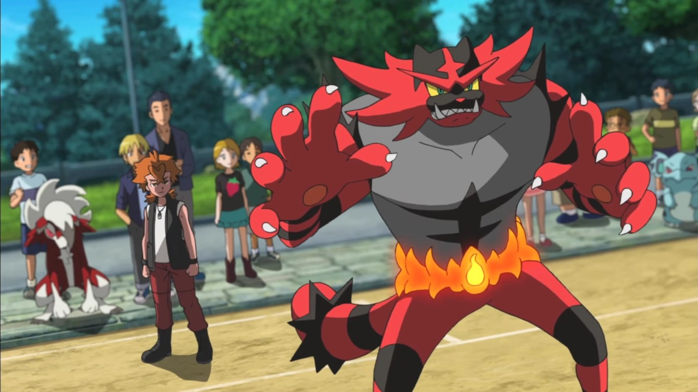 Cross Incineroar Pokmon Wiki FANDOM Powered By Wikia