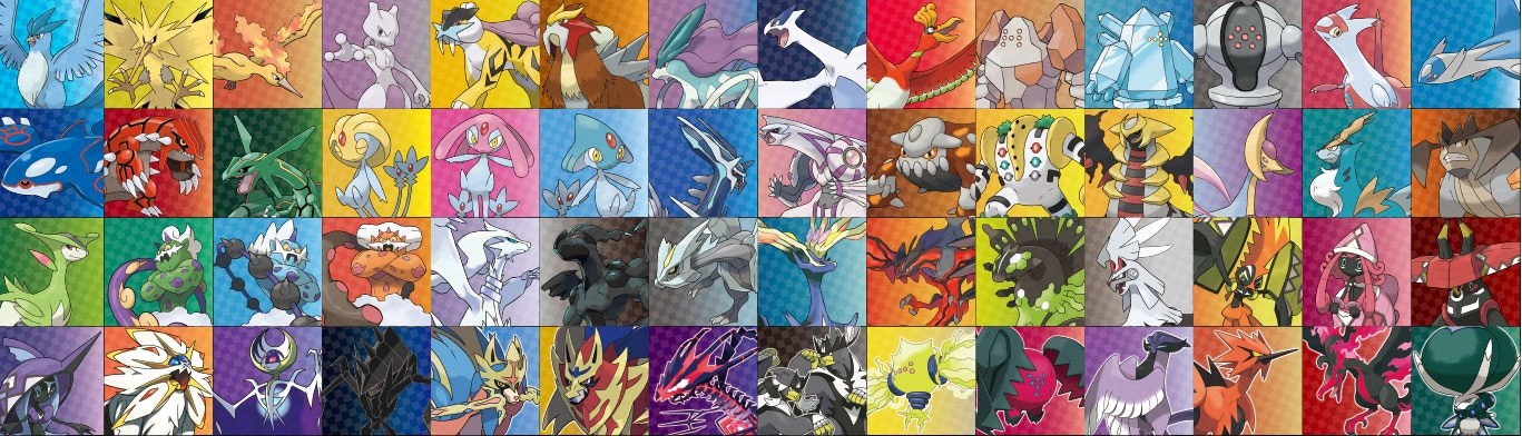 legendary pokémon pokémon wiki